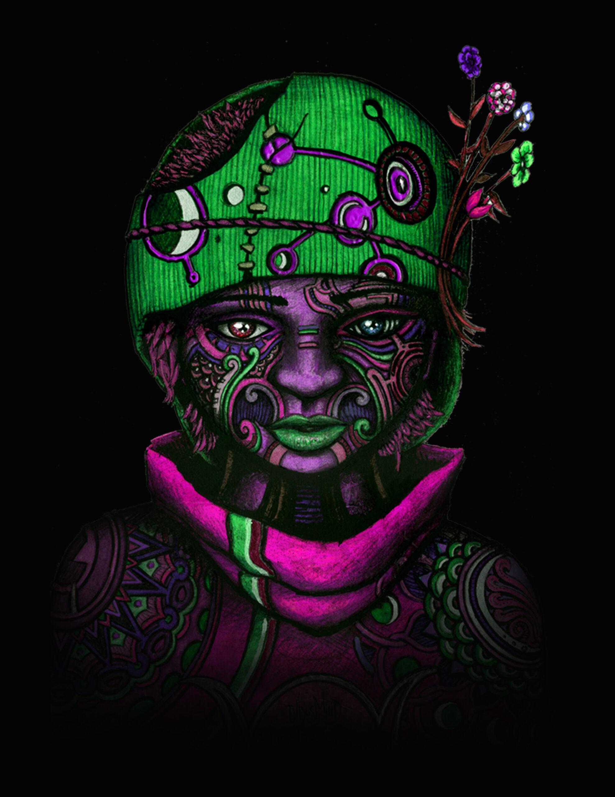 The awakening (3/9) by INDUSMiND
