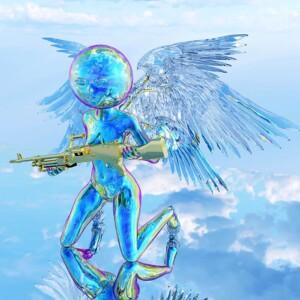 Angel #1 - Mesh and Distort