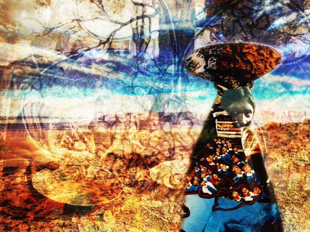 Maricopa Girl - by Giovanni Zanolino