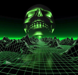 Skulls over Time - @distorMeshSkulls over Time - @distorMesh