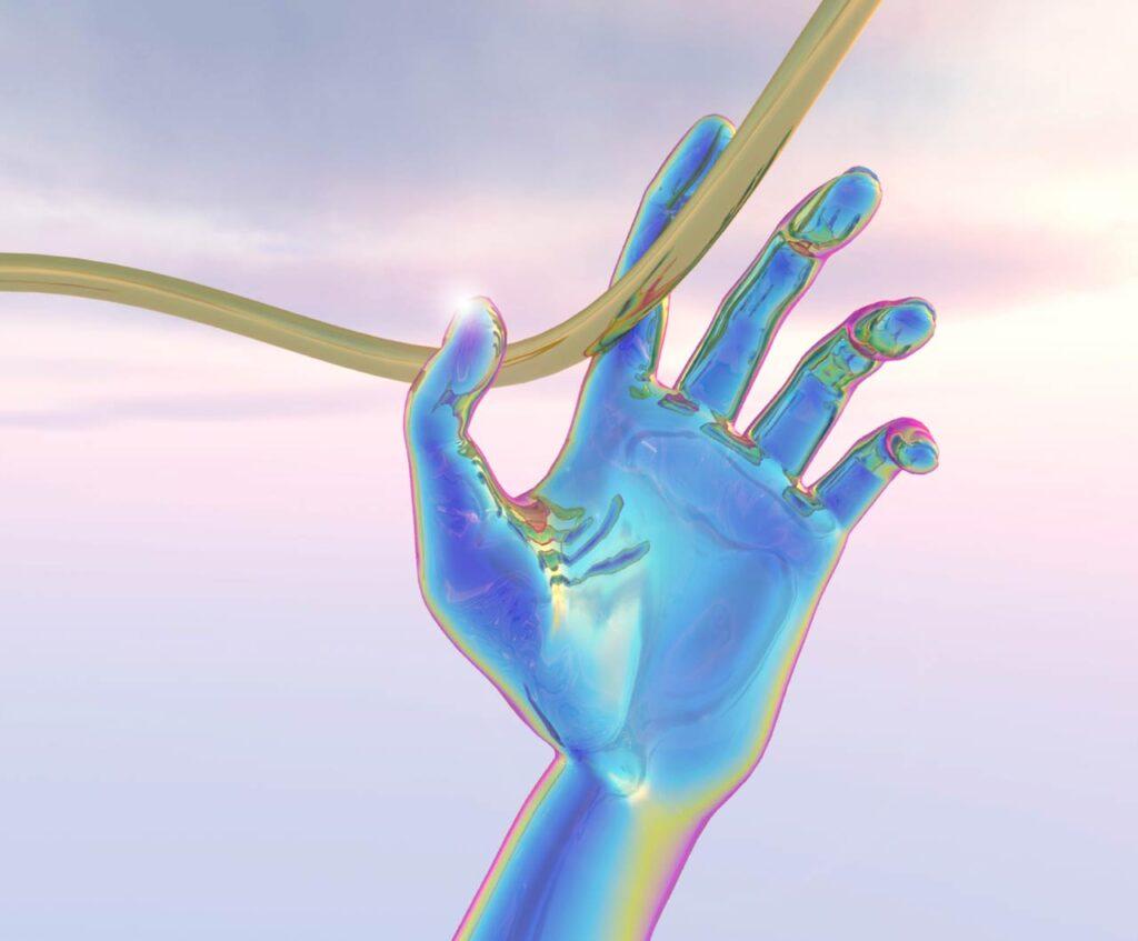 Ties #2 by Mesh&Distort